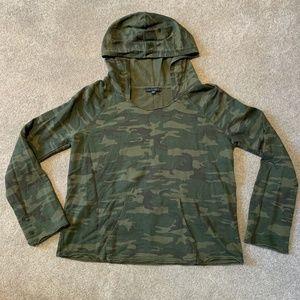 Sanctuary Camp Sweatshirt